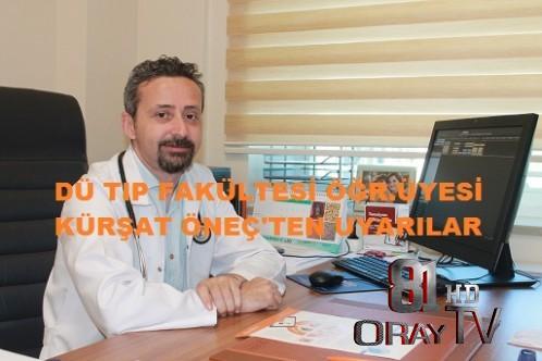 """""""BÖBREK HASTALARI ORUÇ TUTARKEN DİKKAT ETSİNLER"""""""