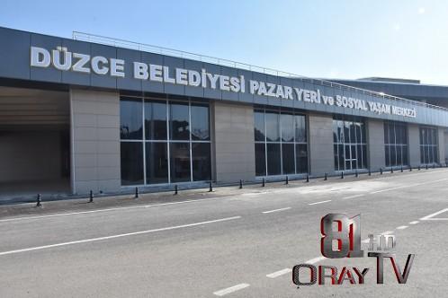 DÜZCE BELEDİYESİNDEN KADINLARA ÖZEL SPOR SALONU