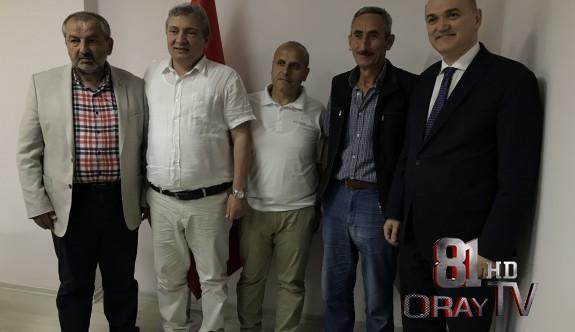 """""""DÜZCESPOR'A SAHİP ÇIKIYORUZ"""""""