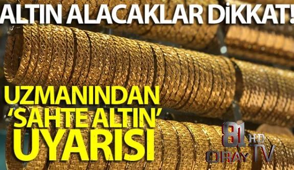 ALTIN ALACAKLAR DİKKAT