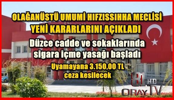 BU KARARLAR GEREKLİYDİ!!!