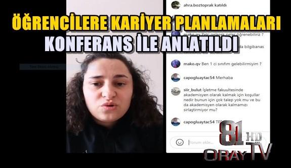 """AKAR """"KARİYER PLANI BELİRLEYİN"""""""
