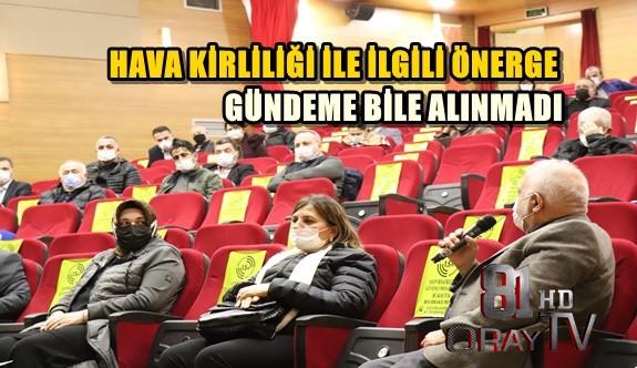 İYİ PARTİ ÖNERDİ, AK PARTİ KAİLE ALMADI I!!!