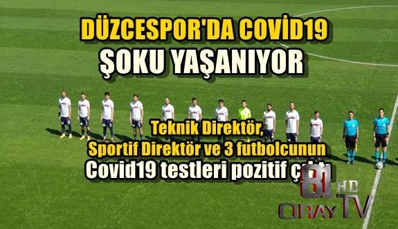 DÜZCESPOR'DA CAN SIKAN GELİŞME!!!