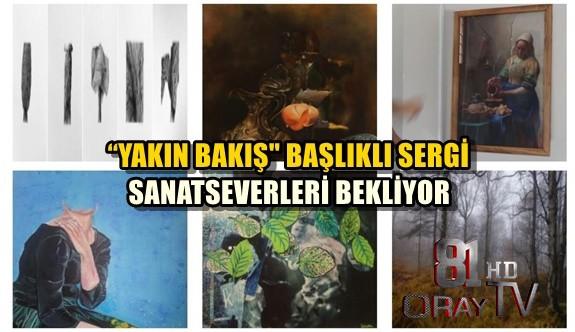 SANATSEVERLERİ BEKLİYOR