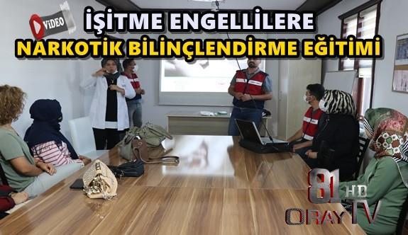 EN İYİ NARKOTİK POLİSİ ANNE' EĞİTİMLERİ SÜRÜYOR