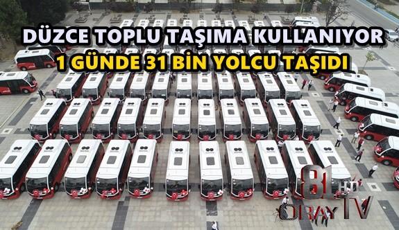 130 ARAÇLIK FİLO İLE SEFERLER AKSAMIYOR