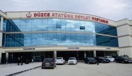 DÜZCE'YE YENİ DOKTORLAR ATANDI