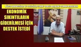 "ATASEVEN ""KEPENK KAPATMA NOKTASINA GELDİK"""