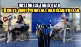 BEDENSEL ENGELLERİ, ONLARA ENGEL OLMADI