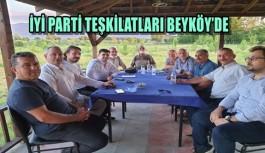 İYİ PARTİ TEŞKİLATLARI BEYKÖY'DE