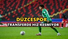 DÜZCESPOR TRANSFERDE HIZ KESMİYOR