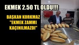 DÜZCE'DE EKMEK FİYATLARINA ZAM YAPILDI !!!