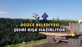 ŞEHİR KIŞA HAZIRLANIYOR