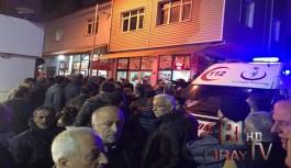 50 KİŞİLİK GRUP KAHVEHANE BASTI, ORTALIK SAVAŞ ALANINA DÖNDÜ