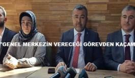 KESKİN'DEN MİLLETVEKİLLİĞİ ADAYLIĞI...