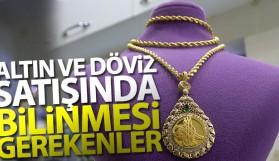 ALTINDA BİLİNMESİ GEREKENLER
