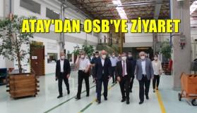 VALİ ZİYARETLERE DEVAM EDİYOR