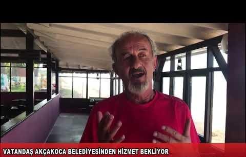 AKÇAKOCA BELEDİYESİ ŞEHRİ AYRIŞTIRIYOR