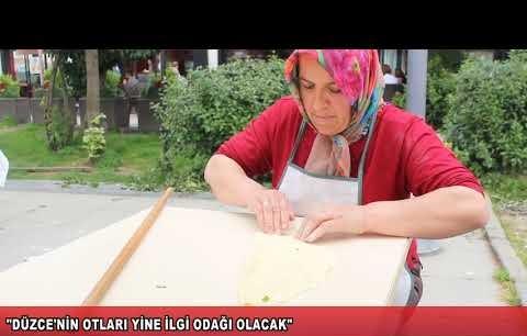 DÜZCE OTLARI TYCHE BEREKET FESTİVALİ