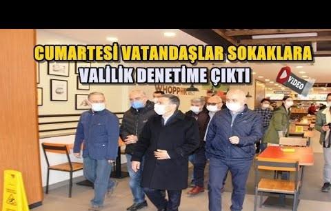 """VALİ CEVDET ATAY """"MAVİ İLLER ARASINA GİRMEK İÇİN UĞRAŞIYORUZ"""""""